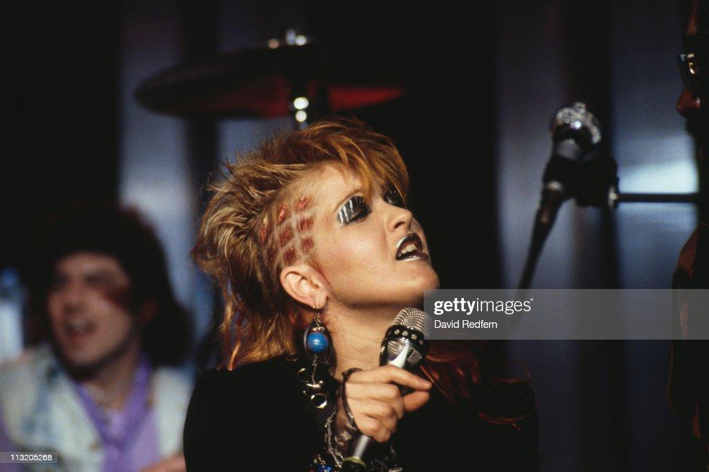 Cyndi Lauper : News Photo