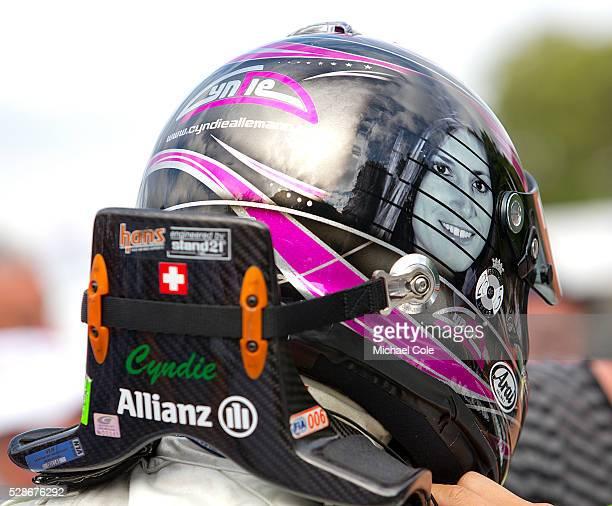 Cyndie Allemann BMW Motorsports driver