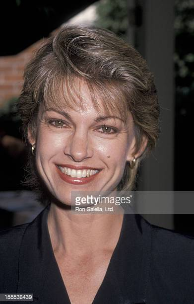 Cyndy Garvey attends 16th Anniversary Party for Roe vs Wade on January 22 1989 at Columbia Bar and Grill in Hollywood California