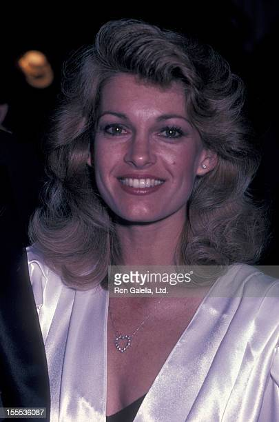 Cyndy Garvey attends 55th Annual Academy Awards Governor's Ball on April 11 1983 at the Beverly Hilton Hotel in Beverly Hills California