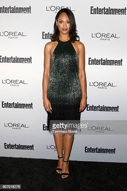 Cynthia AddaiRobinson attends the Entertainment Weekly's 2016 PreEmmy Party held at Nightingale Plaza on September 16 2016 in Los Angeles California