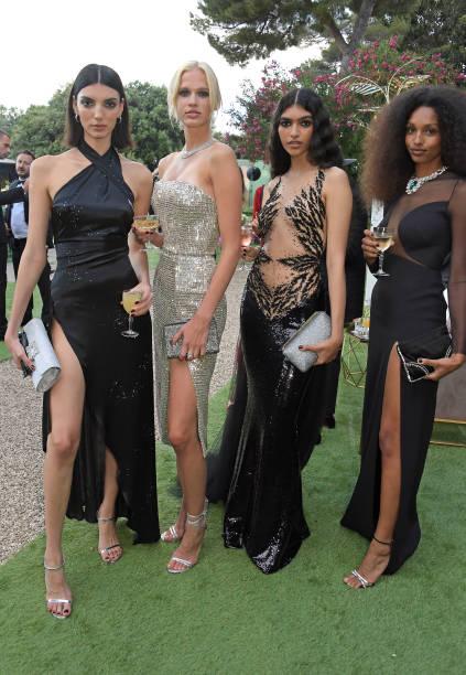 FRA: amfAR Cannes Gala 2021 – Cocktail