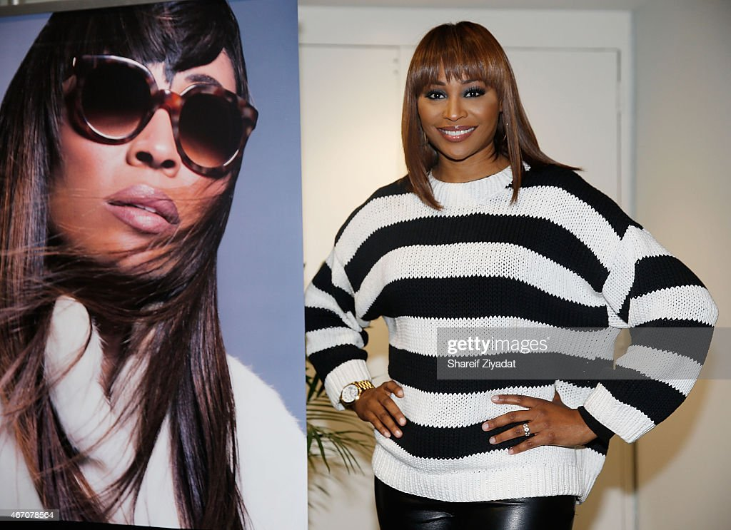 Cynthia Bailey Eyewear Launch