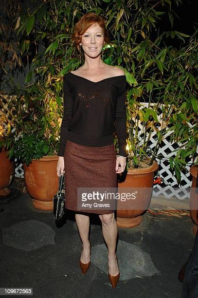 Cynthia Basinet during Jesse Raudales and Terrence Howard Peace for the Children Art Show at PounderKone Artspace in Glendale California United States