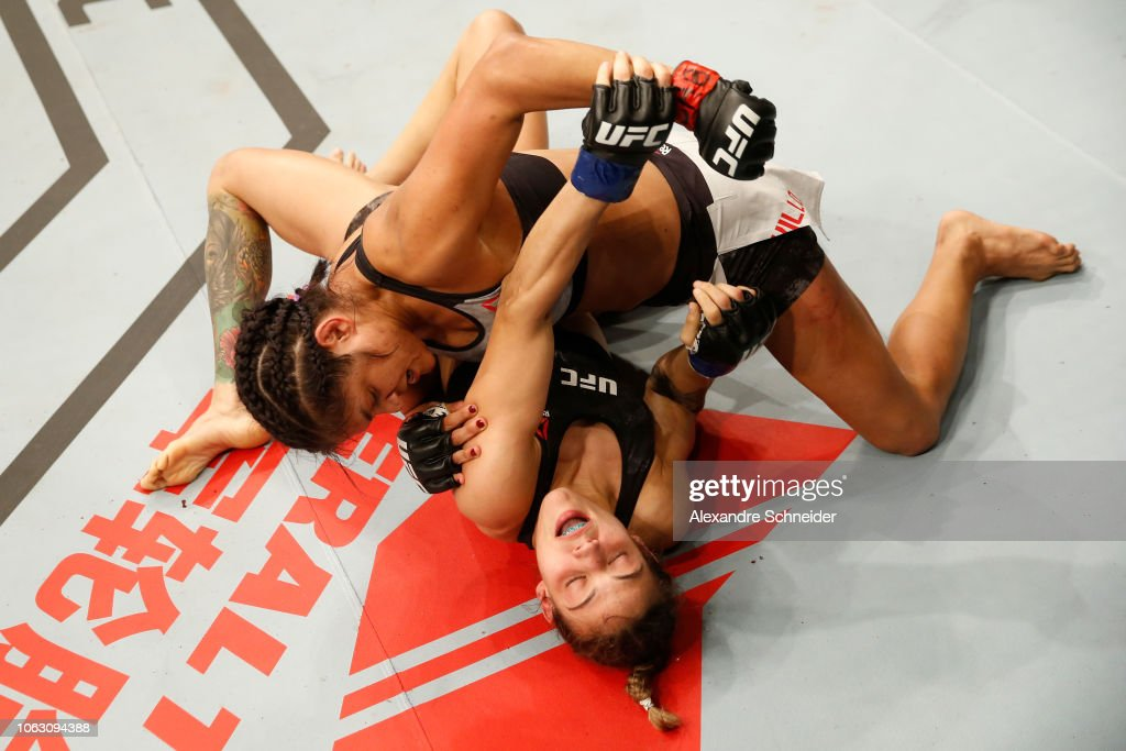 UFC Fight Night: Calvillo v Botelho : News Photo