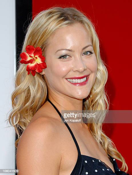 Cynthia Daniel during Little Man Los Angeles Premiere Arrivals at Mann National Theatre in Westwood California United States