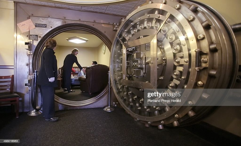 At Aroma cynthia dill greets inside a former vault at aroma joe s a