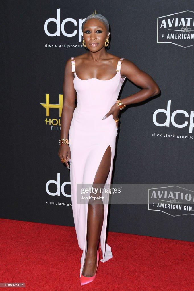 23rd Annual Hollywood Film Awards - Arrivals : Foto jornalística