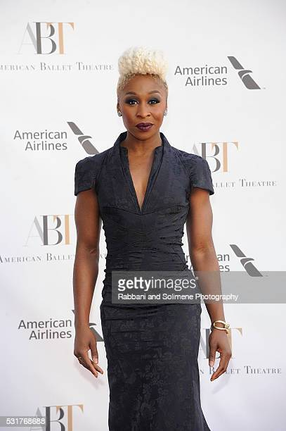 Cynthia Erivo attends the American Ballet Theatre Spring Gala at The Metropolitan Opera House on May 1
