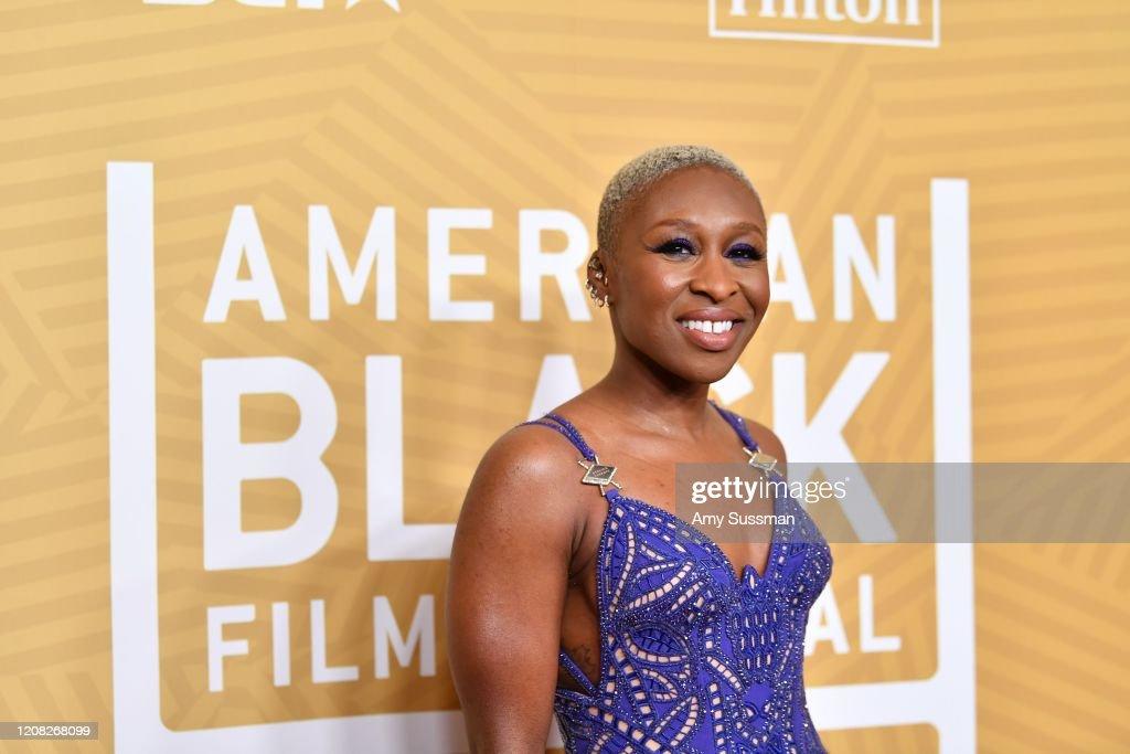 American Black Film Festival Honors Awards Ceremony - Arrivals : Nieuwsfoto's