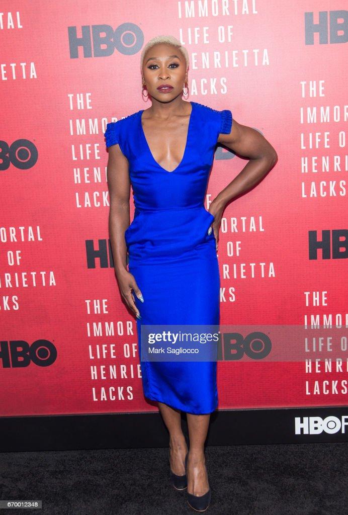 """The Immortal Life Of Henrietta Lacks"" New York Premiere"