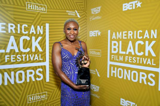 CA: American Black Film Festival Honors Awards Ceremony - Backstage