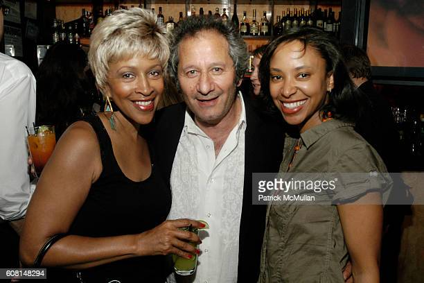 Cynthia Holliday Richard Temtchine and Saudia Davis attend STEPHEN P KAHAN Celebrates MOVIES ON MADISON with Preview Screening of New York FIlm HOW...