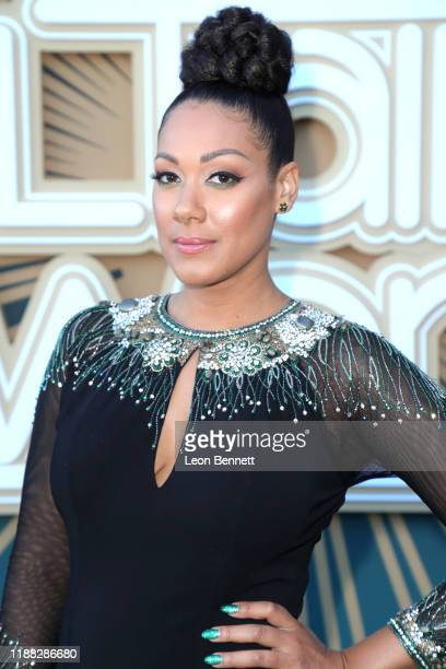 Cynthia Kaye McWilliams attends the 2019 Soul Train Awards presented by BET at the Orleans Arena on November 17, 2019 in Las Vegas, Nevada.