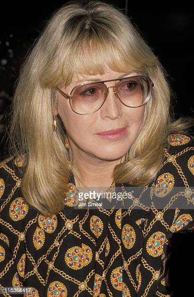Cynthia Lennon during 'Come Together' A Tribute to John Lennon December 11 1989 at Registry Hotel in Universal City California United States