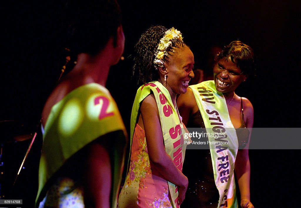 Miss HIV Stigma Free Pageant Raises AIDS Awareness In Botswana : News Photo