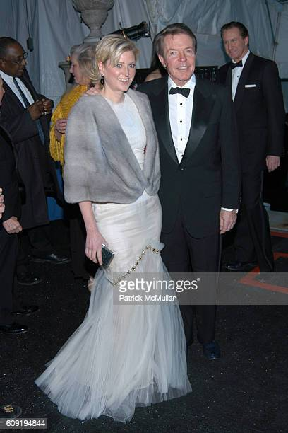 Cynthia Lufkin and Dan Lufkin attend Museum of the City of New York Director's Council Winter Ball at Museum of the City of New York on February 27...
