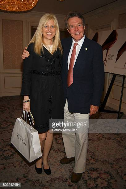Cynthia Lufkin and Dan Lufkin attend Twentieth Century Fox presents THE DEVIL WEARS PRADA Dinner and Private Auction hosted by the St Regis Hotel...