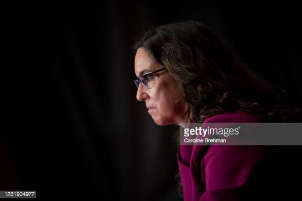 March 24: Cynthia Marten attends her nomination hearing to be deputy Education secretary before the Senate Health, Education, Labor and Pensions...