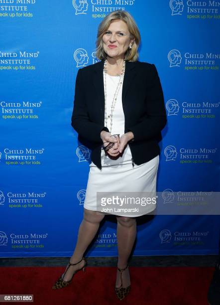 Cynthia Mc Fadden attends 2017 Child Mind Institute Change Maker Awards at Highline Ballroom on May 9 2017 in New York City