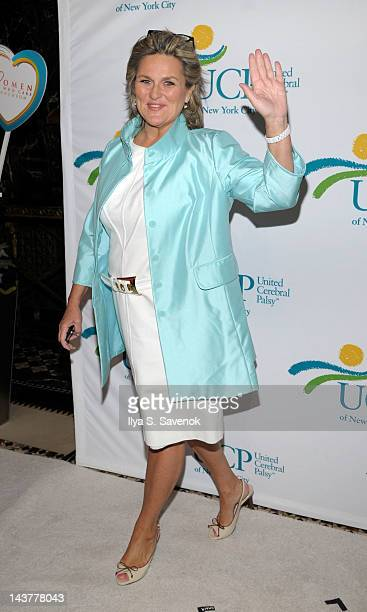 Cynthia McFadden attends the 11th annual Women Who Care luncheon at Cipriani 42nd Street on May 3, 2012 in New York City.