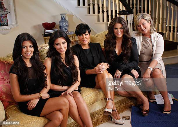 NIGHTLINE Cynthia McFadden catches up with the Kardashians for an interview airing on Walt Disney Television via Getty Images News NIGHTLINE on...