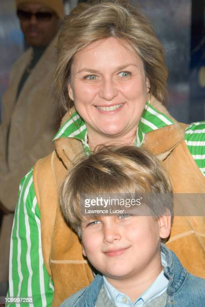 Cynthia McFadden during Charlotte's Web New York Premiere at Clearview Chelsea West in New York City New York United States