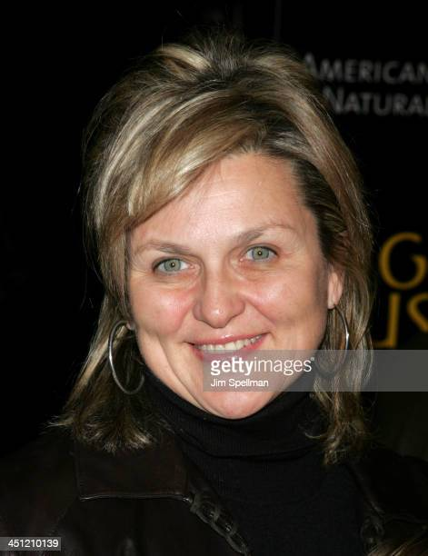 Cynthia McFadden during Night at the Museum New York Premiere - Arrivals at The American Museum of Natural History in New York City, New York, United...