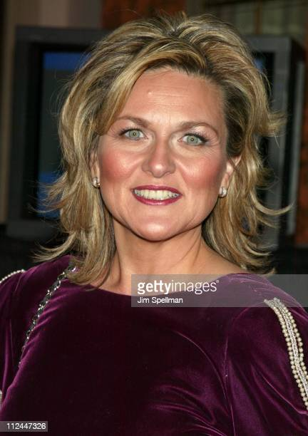 Cynthia McFadden during The Museum of Television Radio To Honor Tom Brokaw at Waldorf Astoria in New York City New York United States