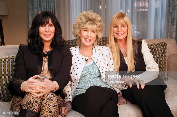 AMERICA Cynthia McFadden interviews the legendary Cher who produced a documentary about her mother Georgia Holt who at age 86 has released her first...