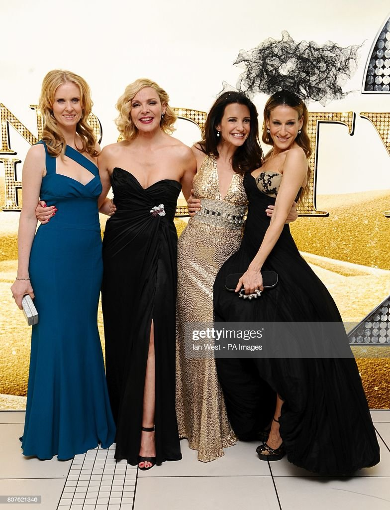 Sex and the City 2 UK Film Premiere - London : News Photo