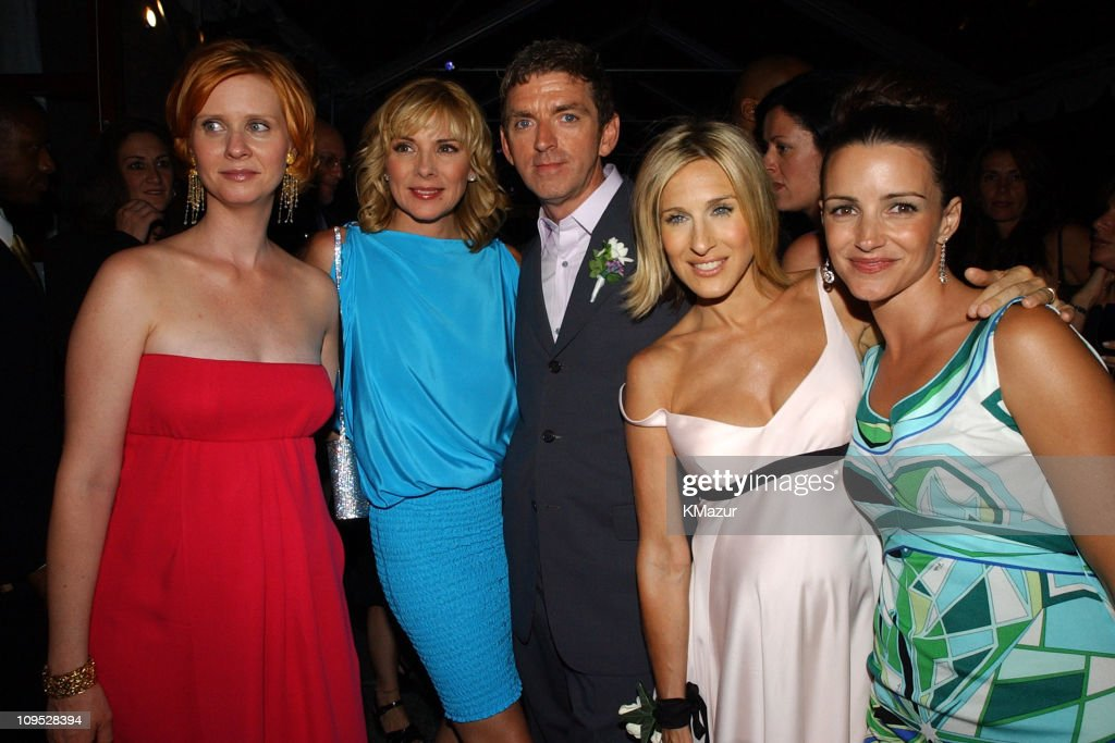 """HBO's """"Sex and The City """" Fifth Season Premiere - After-Party : News Photo"""