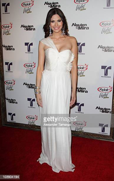 Cynthia Olavarria attends screening of Telemundo's 'Alguien Te Mira' at The Biltmore Hotel on September 7 2010 in Coral Gables Florida