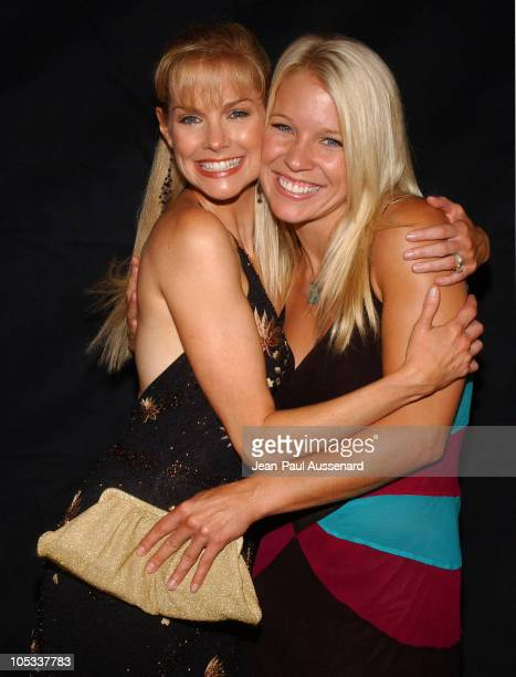 Cynthia Preston and Alicia Leigh Willis during 2nd Annual Evening with the Stars to Benefit The Desi Geestman Foundation at Ivar in Hollywood...