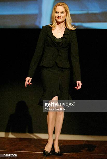 Cynthia Preston during ATAS Hosts a StarStudded Fashion Show to Benefit Dress for Success at ATAS' Leonard H Goldenson Theatre in North Hollywood...