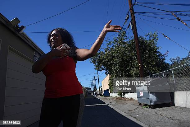 FEBRUARY 12 2015 Cynthia Rhodes heard shots fired Tuesday February 10 2015 in an alley off 10th Avenue Police shot and wounded a 15yearold boy who...