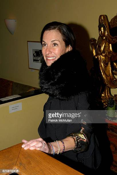Cynthia Rowley attends Opening night performance of THE SEAGULL and after party at Off-Broadway's Classic Stage Company and Pangea on March 13, 2008...