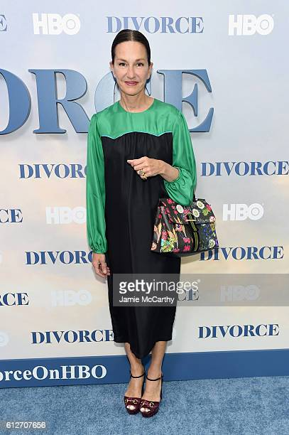 Cynthia Rowley attends the Divorce New York Premiere at SVA Theater on October 4 2016 in New York City