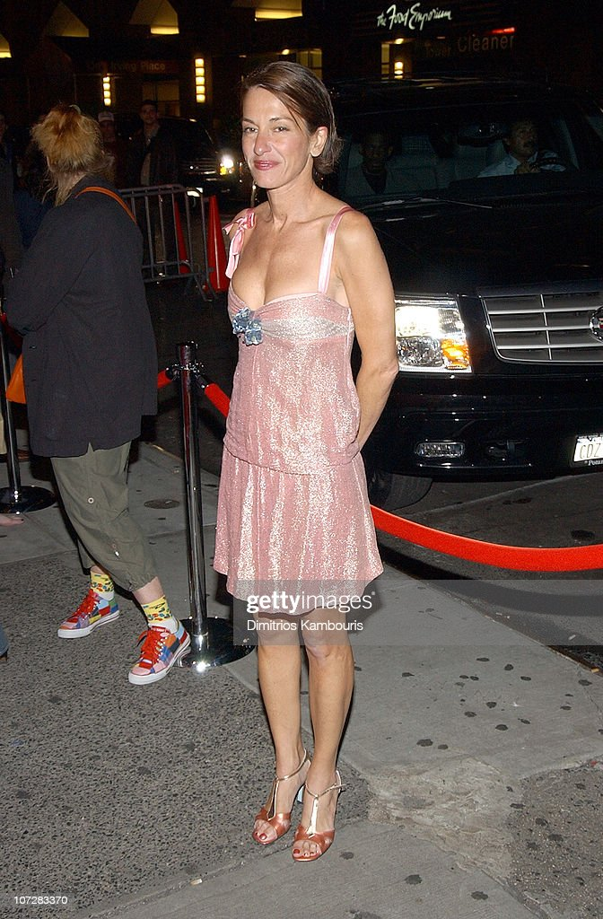 Cynthia Rowley during 1st Annual LAByrinth Theater Company Celebrity Charades Benefit presented by Gotham and LA Confidential Magazine at Daryl Roth Theater in New York City, New York, United States.