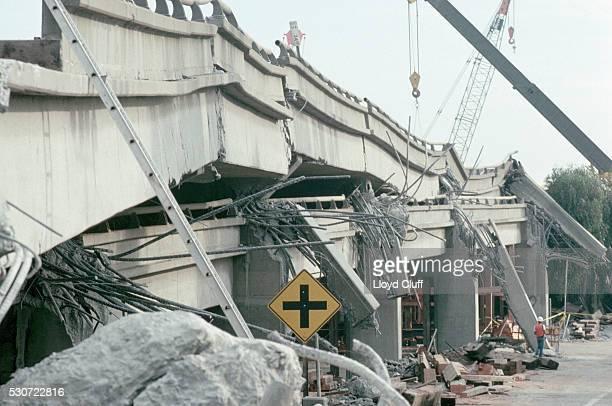 Cypress Freeway After the Loma Prieta Earthquake