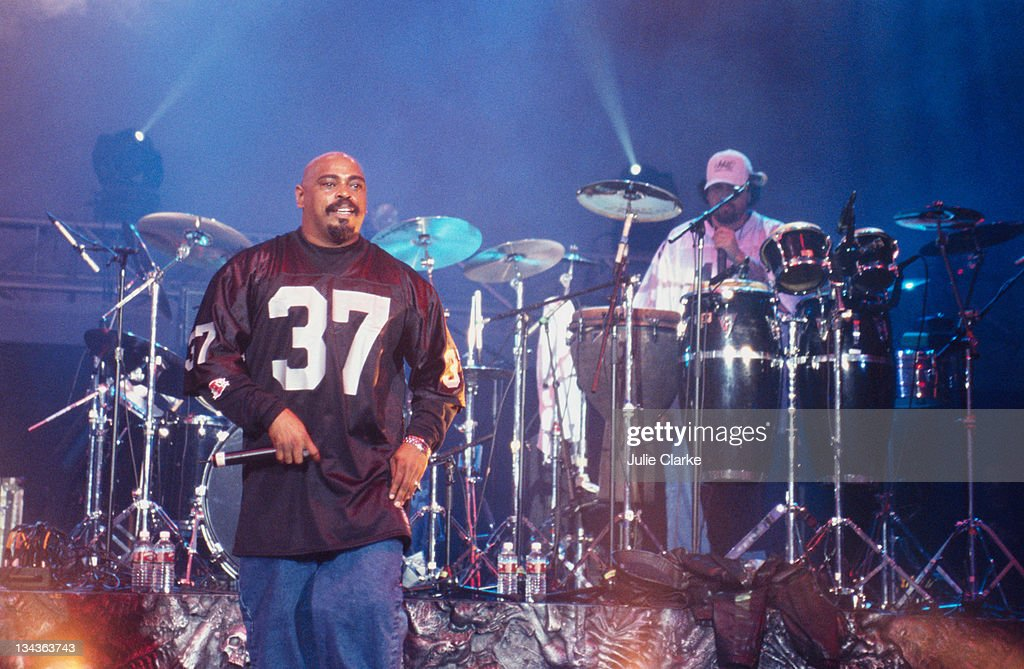 Cypress Hill performing at SmokeOut Concert