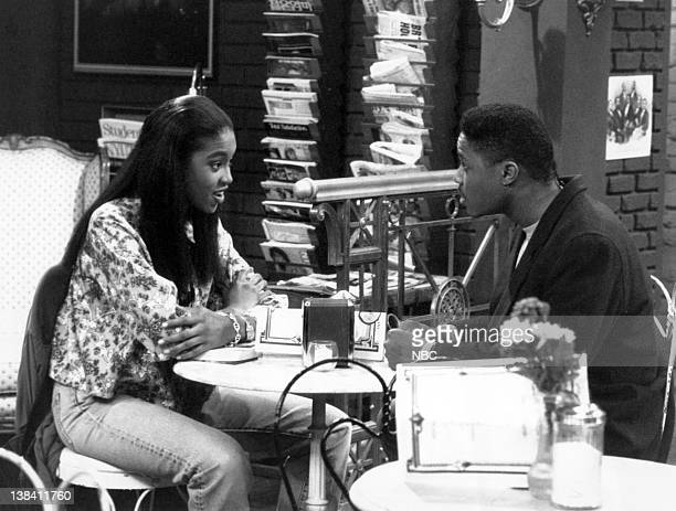 SHOW Cyranoise de Bergington Episode 8 Air Date Pictured Naomi Campbell as JuliaMalcolm Jamal Warner as Theodore 'Theo' Huxtable