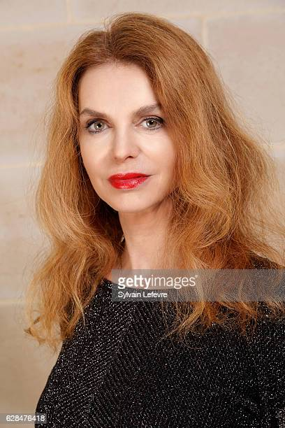 Cyrielle Clair is photographed for Self Assignment during Russian Film Festival on November 26 2016 in Honfleur France