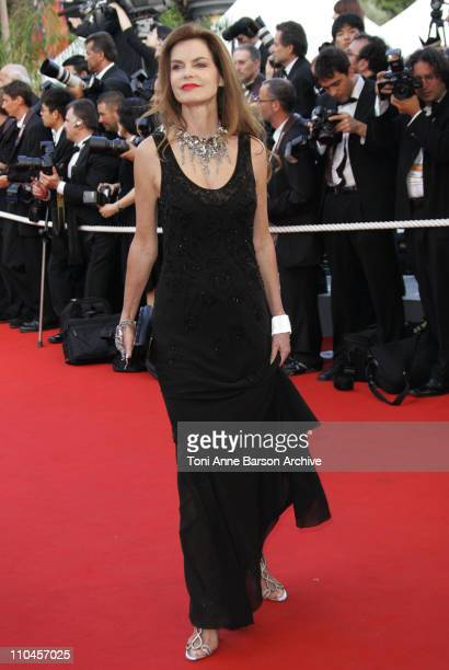 Cyrielle Claire during 2006 Cannes Film Festival Palme D'Or Arrivals at Palais des Festivals in Cannes France