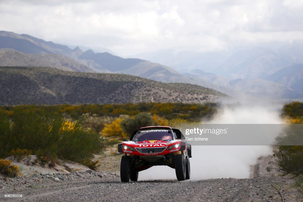 2018 Dakar Rally - Day Eleven