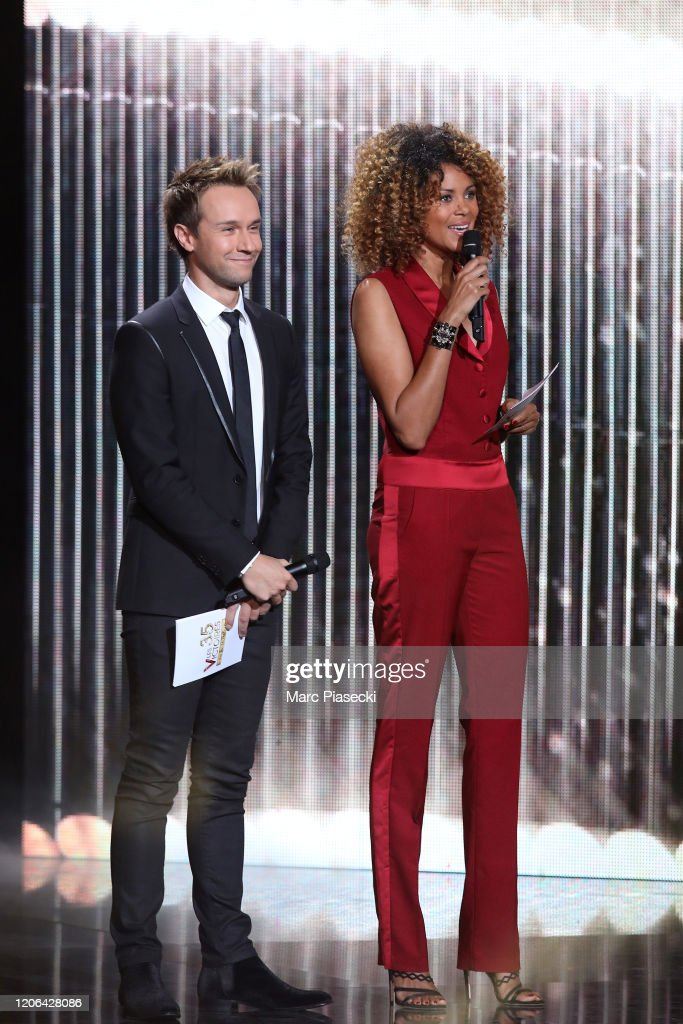 35th 'Les Victoires De La Musique' Show At La Seine Musicale : News Photo