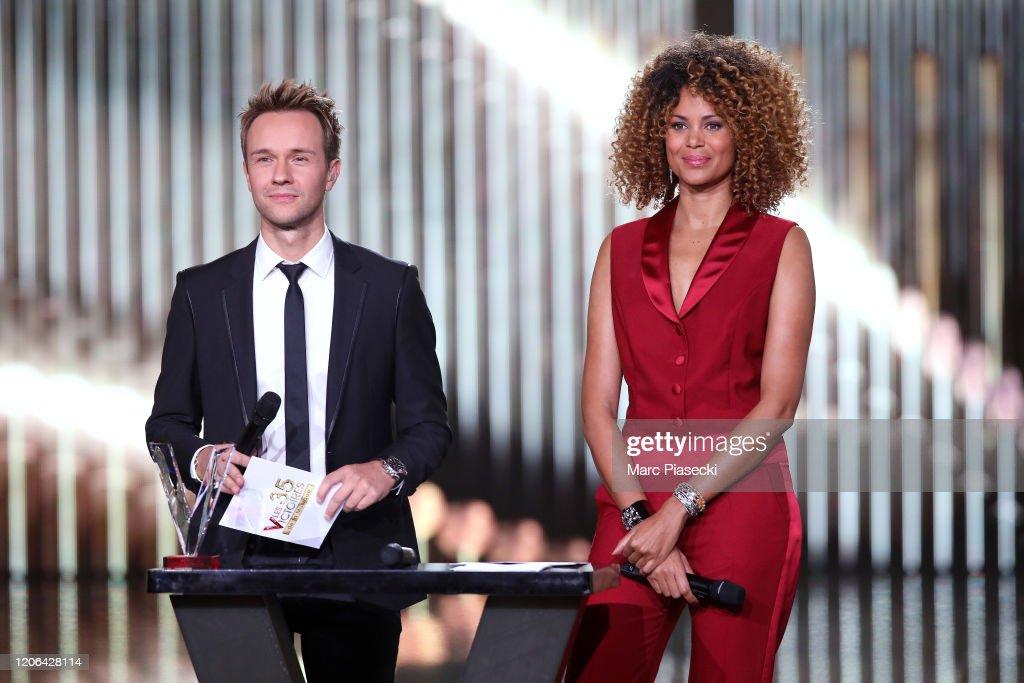 35th 'Les Victoires De La Musique' Show At La Seine Musicale : News Photo