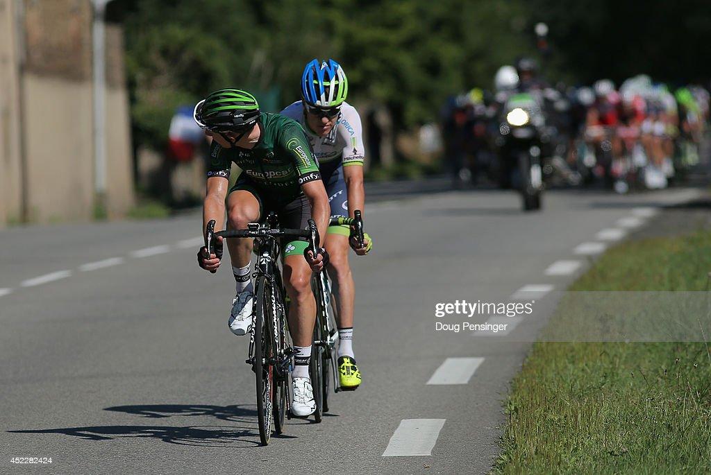 Le Tour de France 2014 - Stage Twelve : News Photo