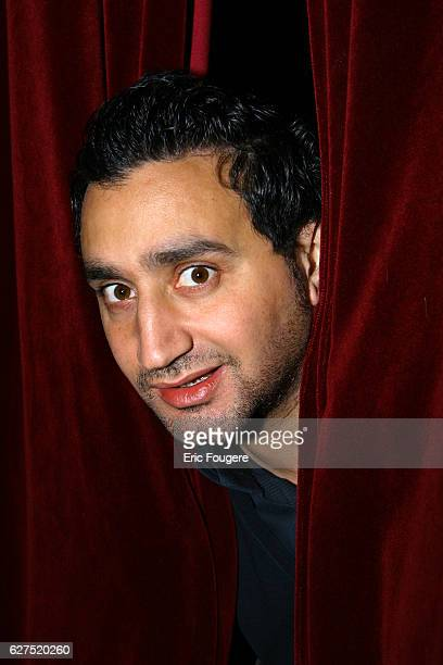 Cyril Hanouna at the 'Nuit de la Licorne' held in Alexis Gruss circus for 'Pierrette Bres' association