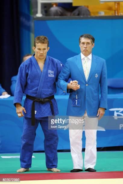 Cyril JONARD Judo 81kg Jeux Paralympiques 2008 Pekin